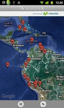 Wikipedia con Movistar (Ec) screenshot 2