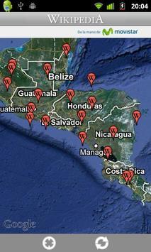 Wikipedia con Movistar (Sv) screenshot 2
