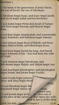 Bible. New Testament. ASV apk screenshot
