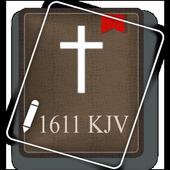 1611 King James Bible - Original Bible icon
