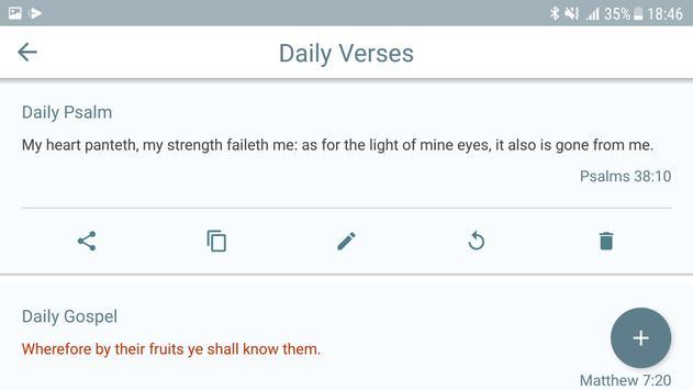 Bible KJV with Apocrypha screenshot 17