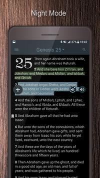 Bible KJV with Apocrypha screenshot 7