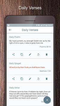 Bible KJV with Apocrypha screenshot 4