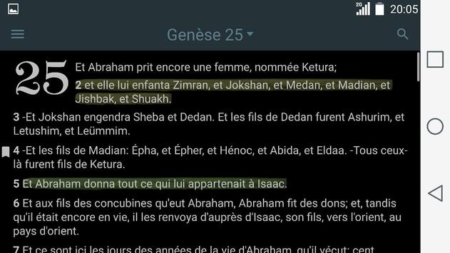 La Bible screenshot 12