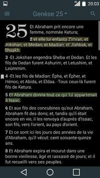 La Bible (Darby) apk screenshot