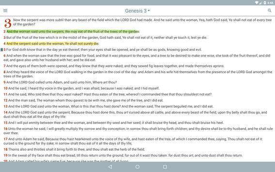Darby Bible apk screenshot