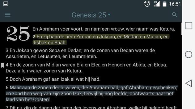 De Bijbel apk screenshot