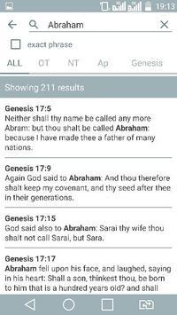 Douay Rheims Catholic Bible screenshot 6