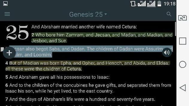 Douay Rheims Catholic Bible screenshot 15