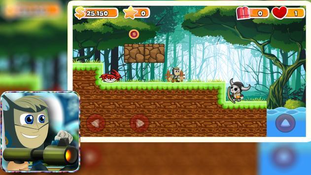 super Wild Kratts adventure pirate screenshot 5