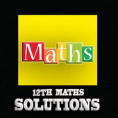 12TH MATHS CBSC SOLUTIONS 2017 icon