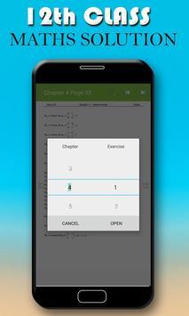 Maths 12th Class latest Solutions screenshot 4