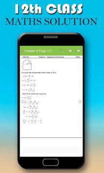Maths 12th Class latest Solutions screenshot 5