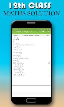 Maths 12th Class latest Solutions screenshot 6