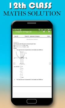 Maths 12th Class latest Solutions screenshot 2
