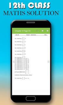 Maths 12th Class latest Solutions screenshot 3