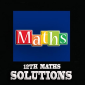 NEW MATHS SOLUTION 12TH CLASS icon