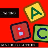 MATHS 12TH CLASS SOLUTION PAPERS icon