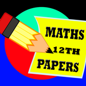 12th Maths Cbsc Papers 2018 icon