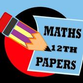 12TH MATHS PAPER'S icon