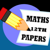 Maths Solution Papers 12th Class icon
