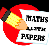 12th Maths CBSE Paper Solutions icon