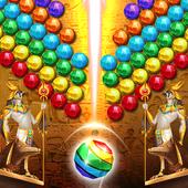 Egypt Bubble Pharaoh icon