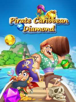 pirate caribbean diamond screenshot 1