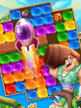 Jewel Cube Blast screenshot 1