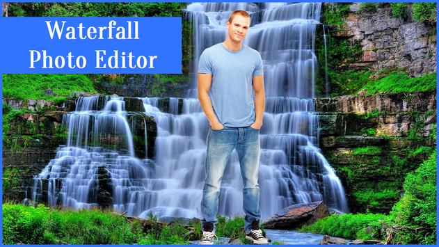 Waterfall Photo Editor screenshot 2