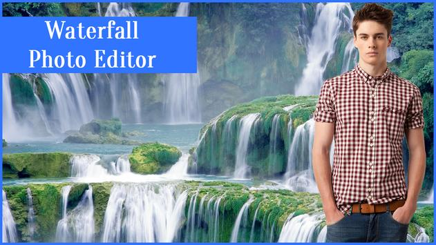 Waterfall Photo Editor screenshot 3
