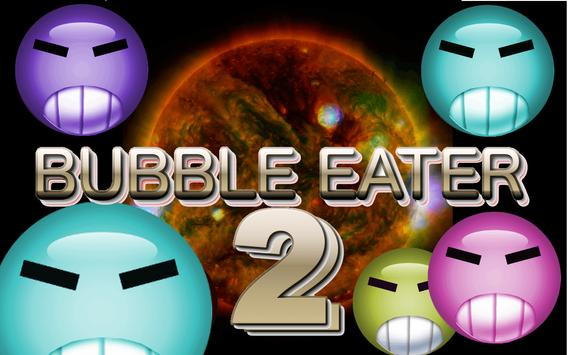 Bubble Eater 2 - on the Moon poster