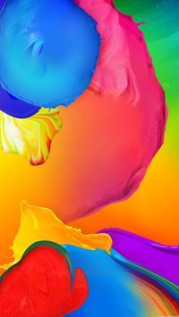 Galaxy S5 Wallpaper poster