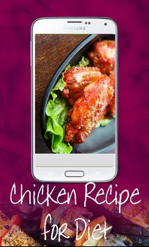 Chicken Recipes For Diet poster
