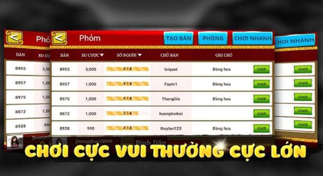 AWIN - Game danh bai doi thuong screenshot 1