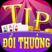 TipClub doi thuong, game bai doi thuong tip club icon