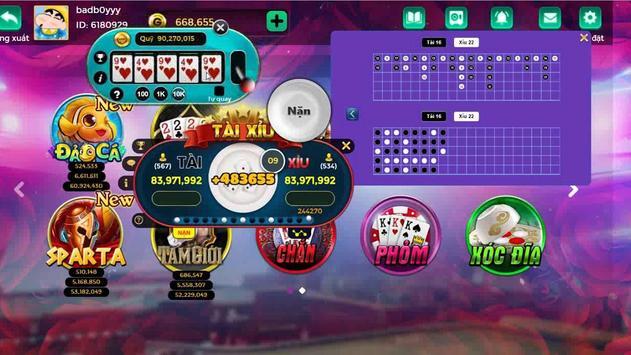 Game Bai Doi Thuong UY TIN poster
