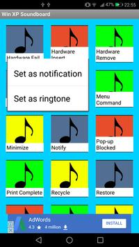 Win XP Soundboard screenshot 1