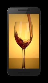 Wine Live Wallpaper poster