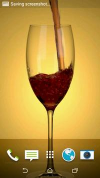 Wine Live Wallpaper apk screenshot