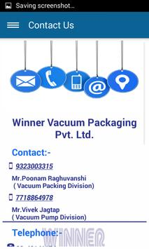 Winner Vacuum Packing Pvt Ltd screenshot 6
