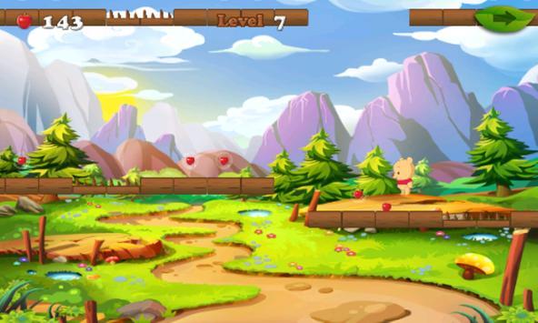 Winie Temple Adventure pooh screenshot 4