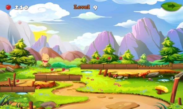 Winie Temple Adventure pooh screenshot 8