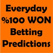 Betting Tips %100 WON icon