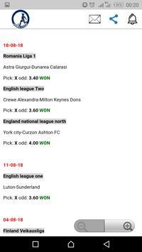 Winning Streak-Football Prediction screenshot 7
