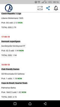Winning Streak-Football Prediction screenshot 2