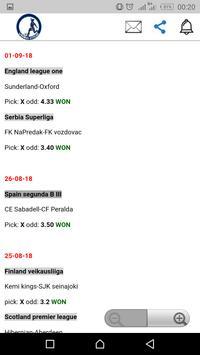 Winning Streak-Football Prediction screenshot 3