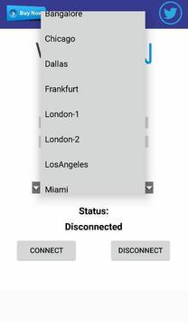 WiredVPN - Fastest VPN screenshot 2