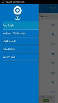 Wifi Haritası screenshot 2