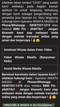 Tujuan Wisata Banyumas & Kedu apk screenshot